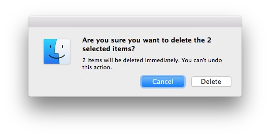 how to delete everything on mac computer