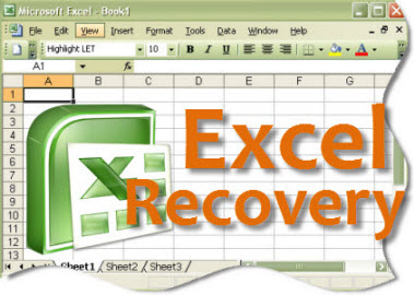 how to restore lost excel documents