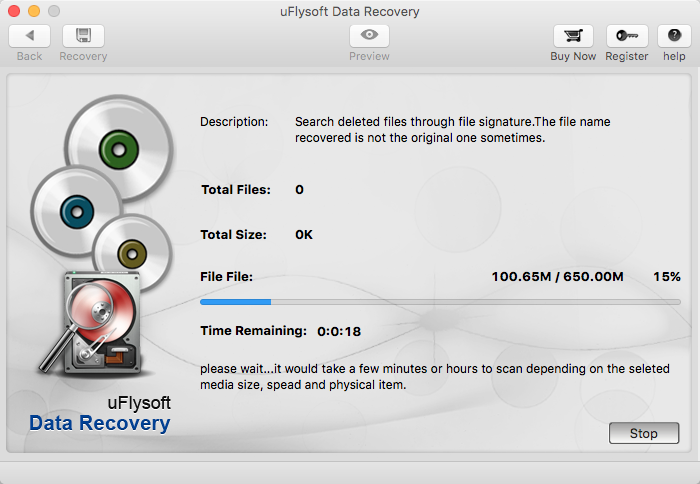 How to recover deleted or lost files on Mac OS X