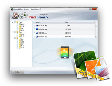 choose this software to get back lost photo files