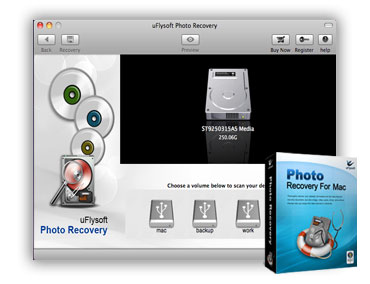 Photo Recovery for mac - Recover Lost Photos from