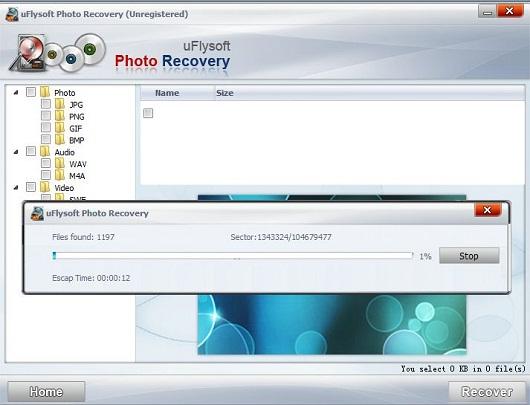 """uFlysoft Photo Recovery – 照片恢复工具丨""""反""""斗限免"""