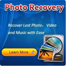 Photo Recovery for Windows