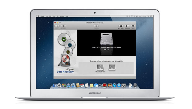 get your lost files from your Mac
