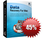 The Buy link for Mac Data Recovery software